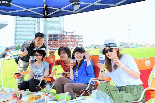 川崎競馬BBQレンタル