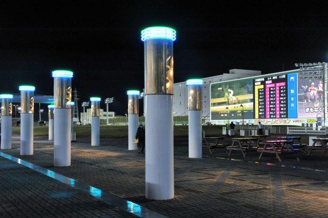 川崎競馬場バーベキュー