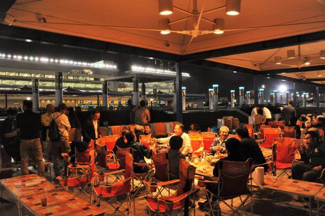 川崎競馬 バーベキュー広場
