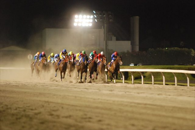 川崎競馬 ビアガーデン