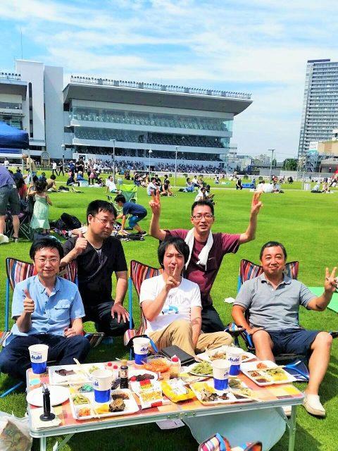 川崎競馬BBQ 予約