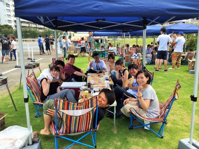 川崎競馬 BBQ